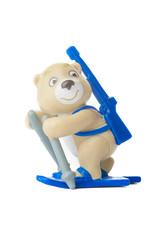 Souvenir Bear - symbol of Winter Olympic Games