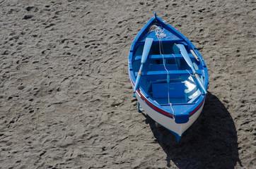 gozzo, barca da pesca