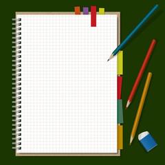 ノート・鉛筆