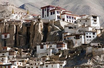 Lamayuru gompa - Ladakh - India