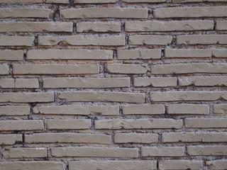Struttura irregolare di mattoni