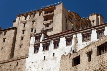 Leh Palace - Ladakh - Jammu and Kashmir - India