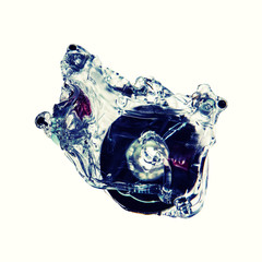 melted cassette