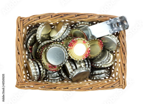 Basket Bottle Caps