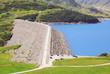 Barrage en remblais du Mont-Cenis