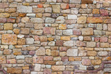 Brick fortress wall 2
