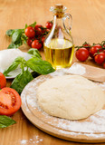 Ingredienti per pizza