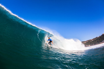 Surfing Ocean Waves Challenge
