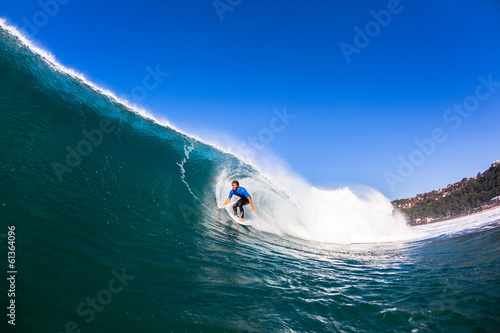 Surfing Ocean Waves Challenge