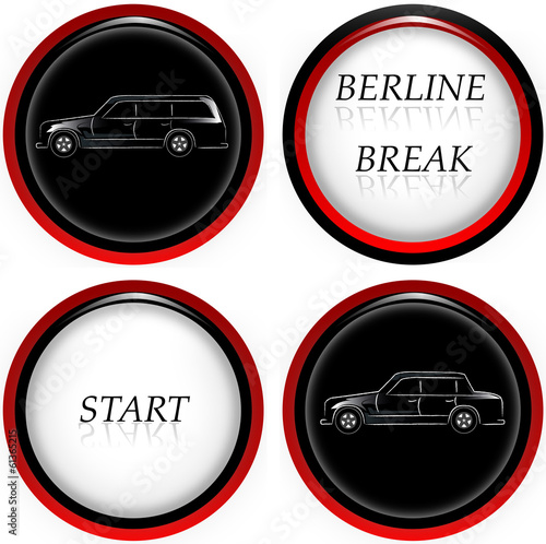 Berline - break