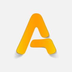 letter of the alphabet