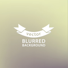 Vector blurred background. Colorfully abstract background, sizab