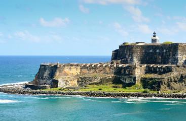 El Morro. San Juan Puerto Rico