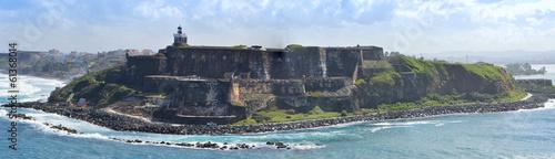 Panorama of El Morro
