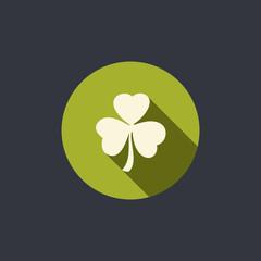 St. Patrick's Day emblem