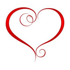 Ornate heart 2