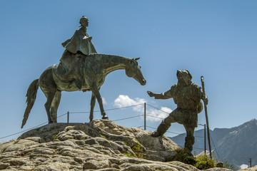 Statue of Saint Gotthard