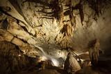 Limestone cave at Gunung Mulu national park malaysia