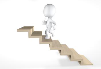 3d Escaleras