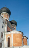 Apse of Intercession cathedral, Izmaylovo Estate, Moscow, Russia