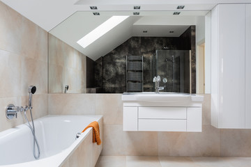 Bright design bathroom furniture
