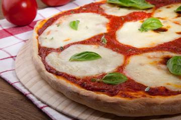 Vegeterian Pizza Margherita
