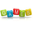 Games cube word
