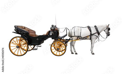 Horse Cart - 61382676