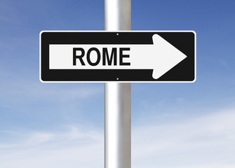 This Way to Rome