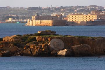 Sicilia Punta della Mola