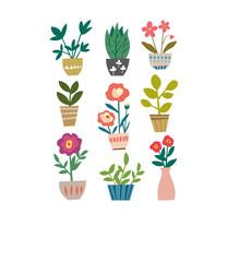 GIE0513 빈티지 봄 꽃