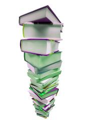 heap of book