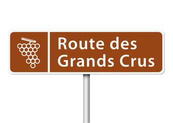 Route des Grands Crus - Bourgogne