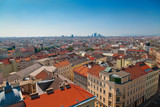 Vienna from the roof of House of the Sea