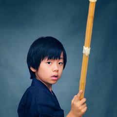 Kendo boy