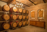 nterior of wine cellar of great Slovak producer.