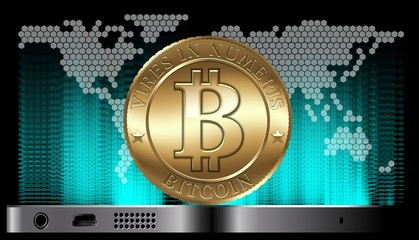 Bitcon Concept