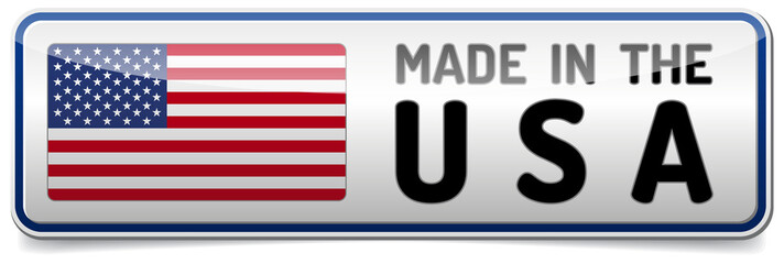 USA flag - Made in America