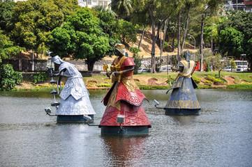 Dique de Tororo, Salvador de Bahia (Brazil)