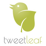 tweetleaf logo