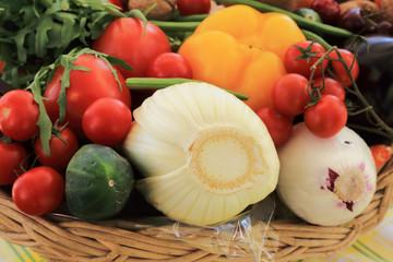 verdura ortaggi