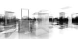 abstract blocks city - 61400608