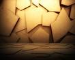 стена из гпыб