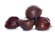 pile of chestnuts