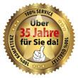 Über 35 Jahre für Sie da! 100% Qualität - Service - Kompetenz