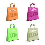 New collection shopping bags
