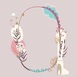 Floral Holiday Design - 61404676