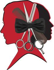 logo parrucchiera