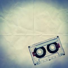 cassette paper