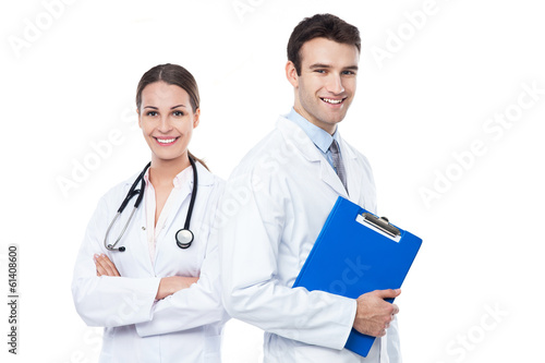 Friendly doctors
